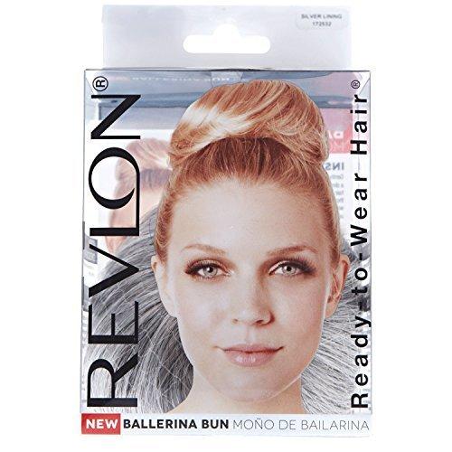 Revlon Silver Lining Ballerina Bun