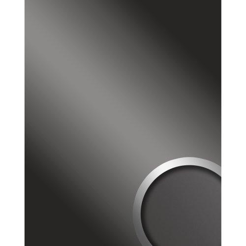 WallFace 13810 DECO FASHION Wall panel self-adhesive Mirror glossygrey 2.6 sqm