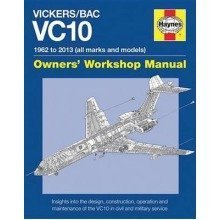 Vickers/boac Vc10 Manual