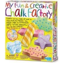 4M Sidewalk Chalk Factory