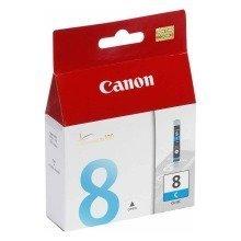 Canon Cli-8 C W/sec Cyan Ink Cartridge