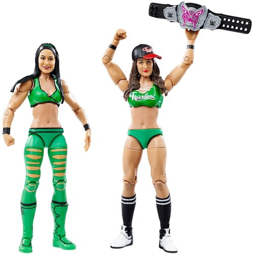 Brie & Nikki Bella - Battle Pack Series 38 - WWE Action Figures