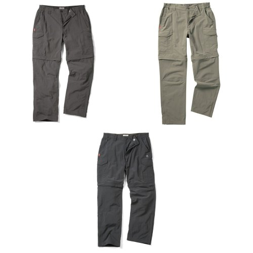 Craghoppers NosiLife Mens Convertible Insect Repellent Trousers