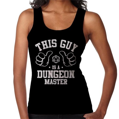 This Guy Is A Dungeon Master Women's Vest