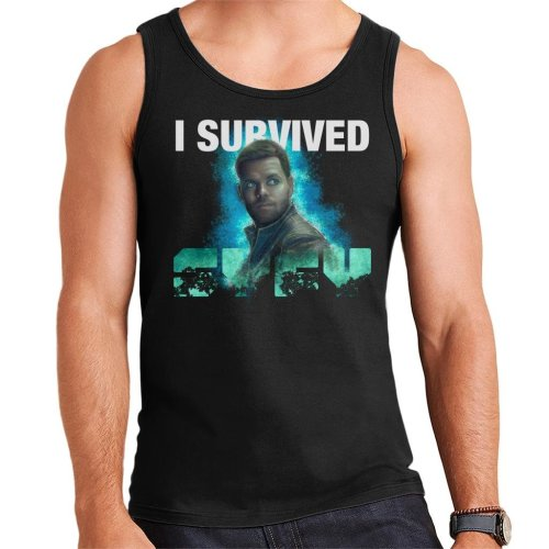 The Expanse I Survived Syfy Men's Vest