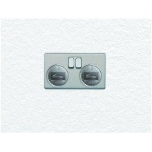 Dreambaby Style Electric Socket Covers F1144 (24pk)