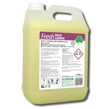 Fresh Wild Lemon Daily Cleaner and Disinfectant 1 x 5L