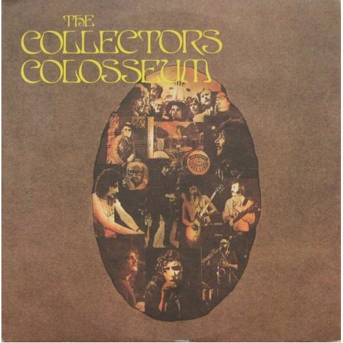 The Collectors Colosseum (UK 1971) , Colosseum