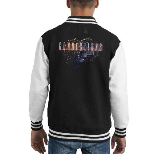 Connections Kid's Varsity Jacket