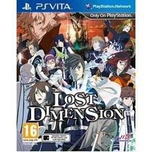 Lost Dimension (Playstation Vita)