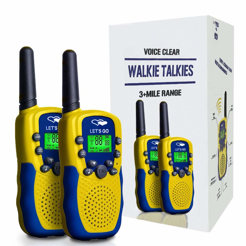 Christmas Toys For 12 Year Olds Boys.Outdoor Hunting Sporting Toys For 3 12 Year Old Boys Tisy Walkie Talkies For Kids Toys For 3 12 Year Old Girls Christmas Birthday Presents Gifts
