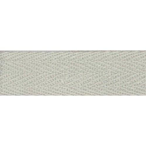 """Products From Abroad 100% Cotton Twill Tape 1.125""""X55yd-Gray"""