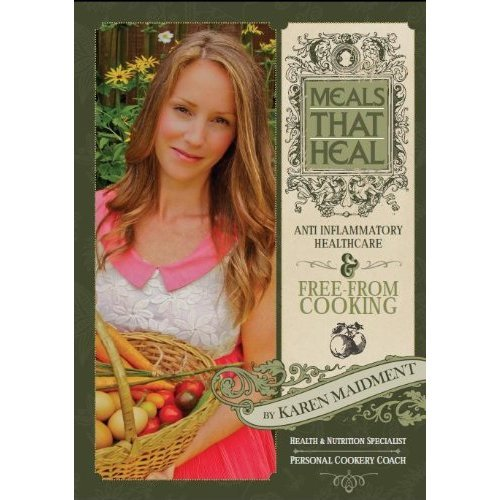 Meals That Heal: Anti Inflammatory Healthcare & Free from Cooking: 1