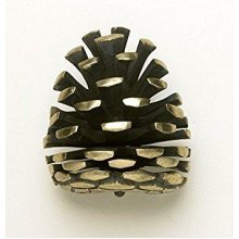 Pine Cone Door Knocker