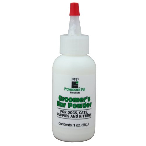 PPP Groomers Ear Powder, 28 g