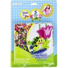 Perler Beads Fused Bead Kit, Pond Friends