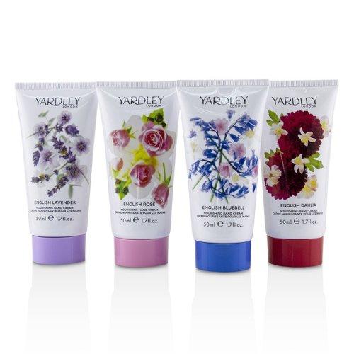 Yardley Hand Cream Collection Gift Set | Luxury Hand Cream Gift Set