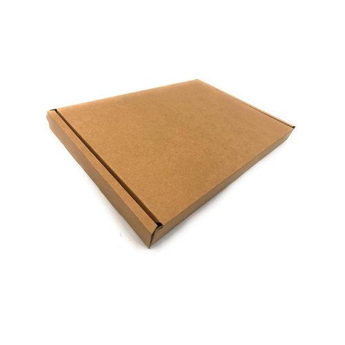 40x Postal Large Letter Cardboard Box Shipping Carton 345x240x23mm Brown