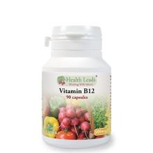 Vitamin B12 (Methylcobalamin) 500mcg x 90 capsules