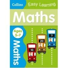 Collins Easy Learning Ks1: Maths Ages 5-7