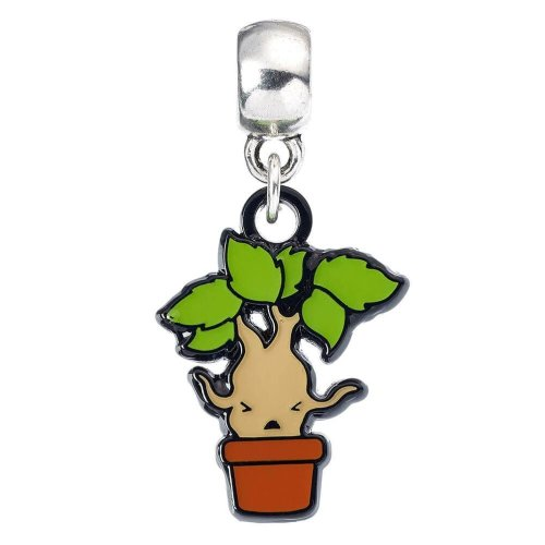 Harry Potter Mandrake Chibi Slider Charm
