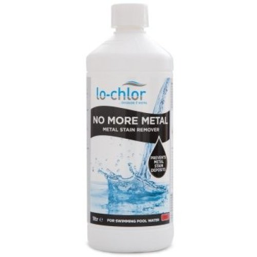 """Lo-Chlor """"No More Metal"""" Stain Remover 