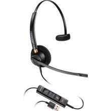 Plantronics Encore Pro HW545 USB 203474-01 'Noise Cancelling' USB Multi Fitment PC Headset