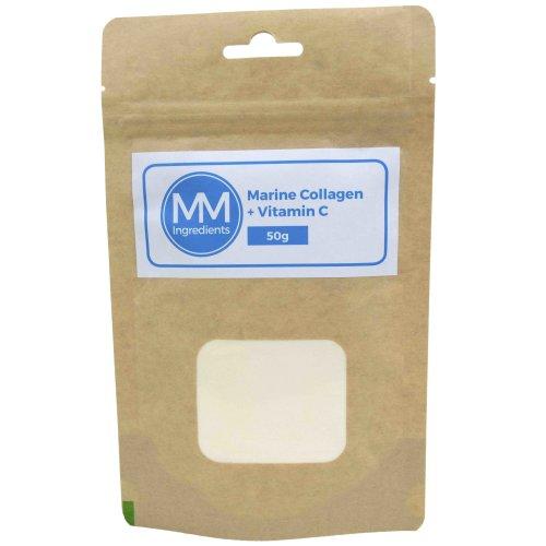 Marine Collagen with Vitamin C 50g