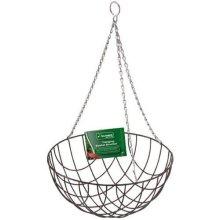 1 X Kingfisher Hb12G 12-Inch Hanging Flower Basket Garden Pathway