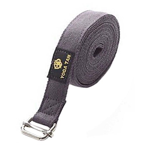 Durable Stretching Band Yoga Strap Exercise Band Fitness Equipment,GREY