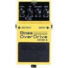 Boss ODB-3 Bass Overdrive Compact Bass Effects Pedal
