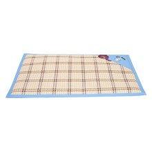Hot Pet Dog Bed Mat Fashion Indonesian Cane Mats BLUE, 36*26cm