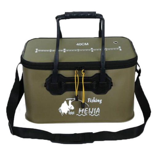Portable Travel Fishing Folding Bucket Multifunctional Collapsible Bucket-01