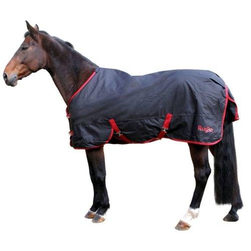 Kerbl Horse Rug RugBe Zero.1 Black 115 cm 328663