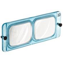 Optivisior No.10 Lens Plate -  lens optivisor optivisior no10 plate donegan
