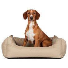 Samoa Sky Bed, 120 × 105 Cm, Beige - Trixie Dog Bed Various Sizes New -  trixie dog bed samoa sky beige various sizes new