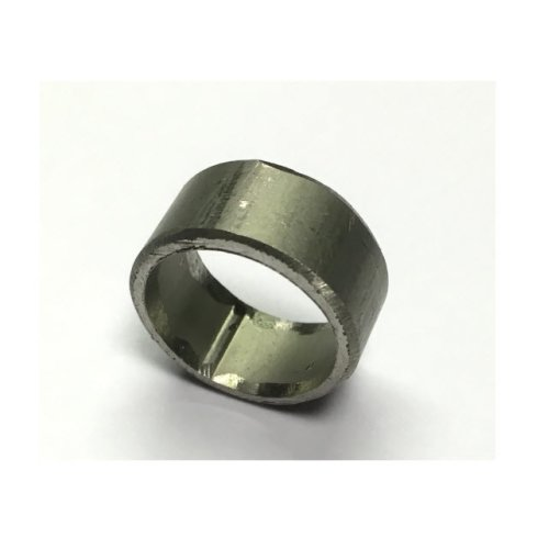Non threaded spacer / washer 18 mm ID 12 mm length - T316 Stainless Steel  (A4 Grade)
