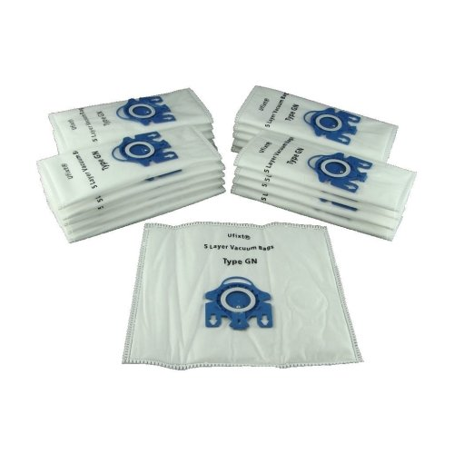 Miele GN Hoover Bags Pack Of 5 Bags Filters *FREE DELIVERY*