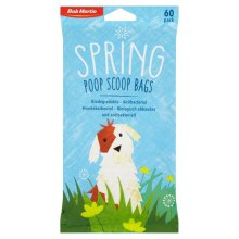 Bob Martin Spring Poop Scoop Bags Dispenser
