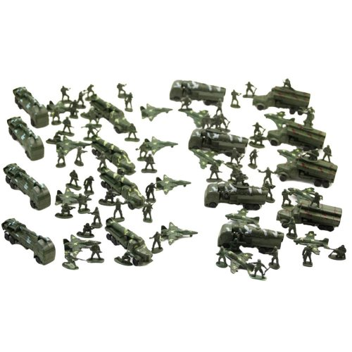 Toy Gifts Toy Soldiers/Cars/Trucks /Tractors/Toy Guns Models -Missile Artillery