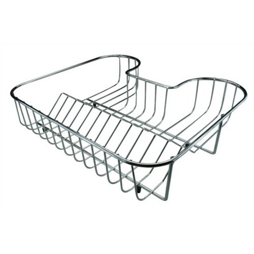 Chrome In-Sink Drainer