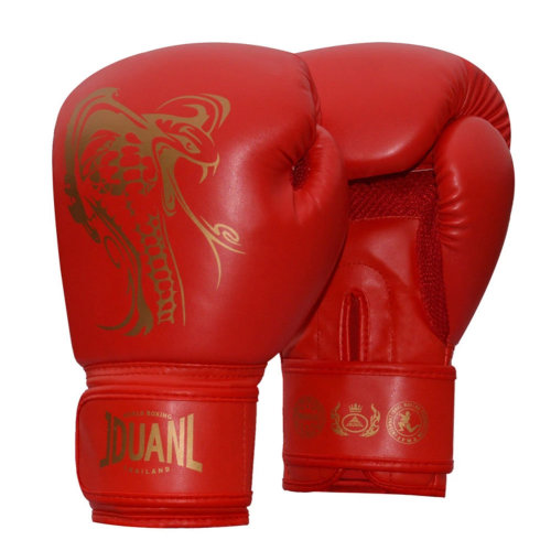 MMA Muay Thai Training  Boxing Gloves  for Fighters - Red