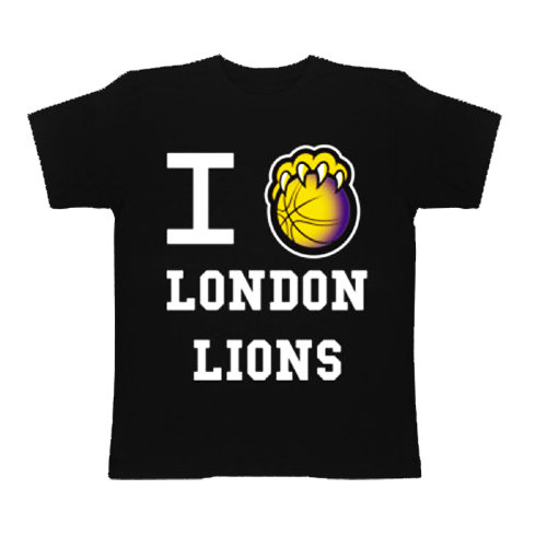 I love London Lions Shirt