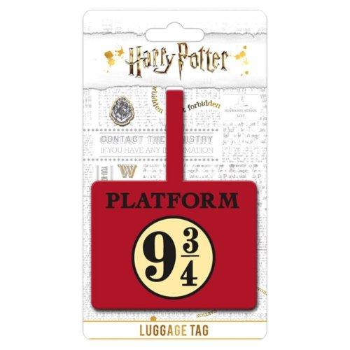 Harry Potter Platform 9 3/4 Luggage Tag