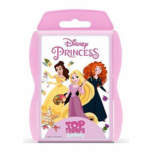 Top Trumps Disney Princess Junior Card Game