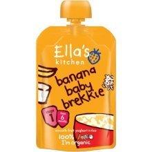 Ellas Kitchen Baby Brekkie - Banana 100g