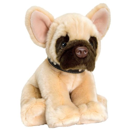 Keel French Bulldog Soft Toy 35cm