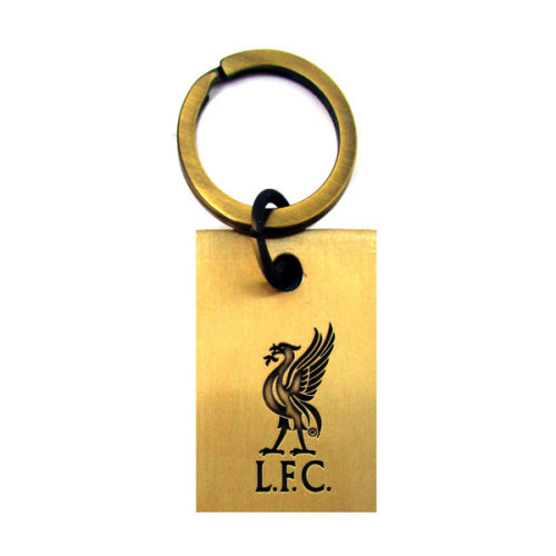 Liverpool Vintage Keyring LFC Crest  Official Licensed Product