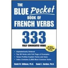 The Blue Pocket Book of French Verbs