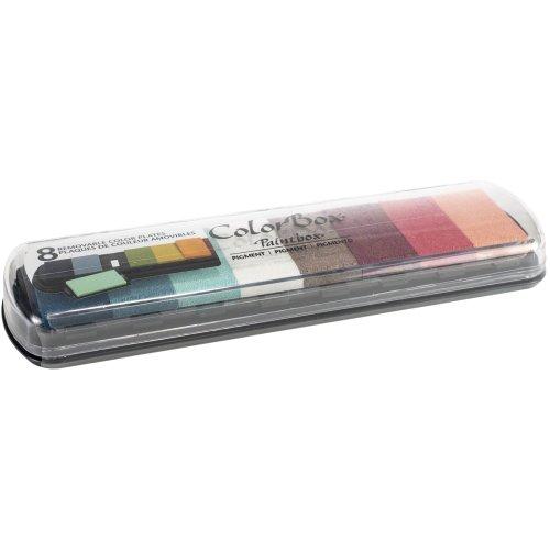 Colorbox Paintbox Ink Pad 8 Colors-Mermaid